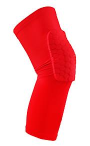 Joelheira Protetores Com Enchimento para Unisexo Serve joelho esquerdo ou direito Elástico Protecção Apoio conjunto Respirável