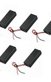SENDAWEIYE AAA Battery case batterij Cases 2PCS 3V