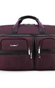 Coolbell 17.3 Zoll Laptop Aktenkoffer schützender Kurierbeutel Nylon Schulterbeutel für Geschäft cb-5003