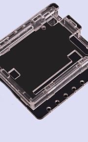 The Crab Kingdom UNO R3 Development Board Acrylic Transparent Shell Protection Box no. 100