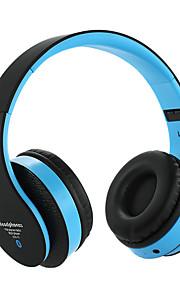 P13 Op het oor Draadloos Hoofdtelefoons Dynamisch Muovi Mobiele telefoon koptelefoon Met volumeregeling met microfoon koptelefoon