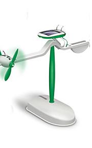Crab Kingdom® Solar Toys Diy Puzzle Assembly Robot Science Experiment Materials Technology Liuhe a Solar Robot