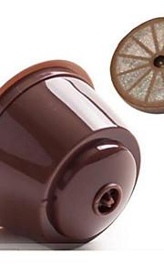 Coador Portátil Para Café Aço Inoxidável Plástico