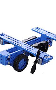 Crab Kingdom DIY Toy Assemble Car Educational Toy Car Handmade Four in One 109