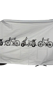 Bike Cover Recreational Cycling Cycling/Bike Mountain Bike/MTB Road Bike BMX TT Fixed Gear Bike Folding Bike Durable Polycarbonate