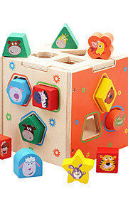 Brinquedo Educativo Brinquedos Animais Crianças 1 Peças