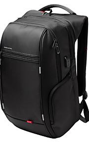 kingsons Notebook Rucksack 15,6 Zoll wasserdicht Laptop Rucksack für Männer Frauen externen USB-Lade Computer Anti-Diebstahl-Tasche
