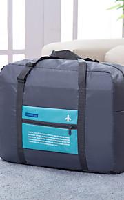 Reistas Reisbagageorganizer waterdicht draagbaar Vouwbaar Grote capaciteit Opbergproducten voor op reis voor Kleding Polyesteri Nylon /