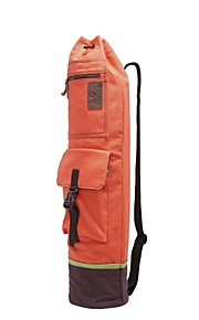 60 L Yoga Mat Bag Yoga Quick Dry Wearable Moistureproof Shockproof Multifunctional Hip Strap Phone/Iphone Canvas