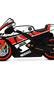 16GB usb flash drive usb disk USB 2.0 Plastic Motorcycle Cartoon W24-16