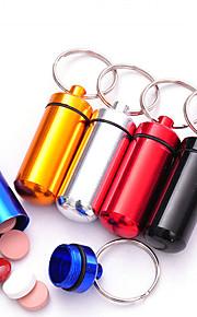 Reispillendoos/houder Waterdicht Draagbaar Ultra Licht(UL) mini Maat voor Opbergproducten voor op reis Reisaccessoires voor noodgevallen