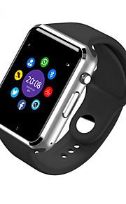 Смарт Часы W8 для Android Израсходовано калорий / Длительное время ожидания / Хендс-фри звонки / Сенсорный экран / Фотоаппарат / Секундомер / Напоминание о звонке / 0.3 мегапикс.