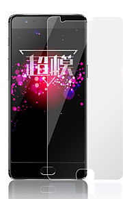 Vidrio Templado Alta definición (HD) Anti-Arañazos Protector de Pantalla Frontal OnePlus