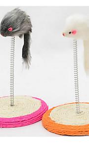 Gato Brinquedo Para Gato Brinquedos para Animais Rato de Brinquedo camundongo Sisal Para animais de estimação