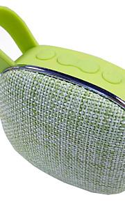 XT5 Bluetooth 2.1 Draagbare luidspreker Klaver Oranje Grijs