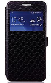 Custodia per Samsung Galaxy grand prime custodia per copertina con supporto con flip a forma di sospensione cassa piena in materiale