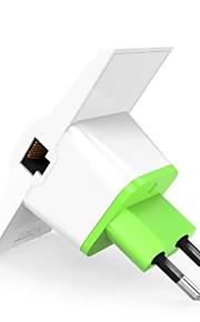Vonets vrp300 - plus wifi-signaalinvahvistin toistin 2,4ghz 300mbps kaksoisliitännät eu plug