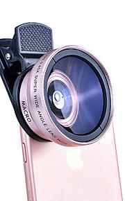 lentes de câmera de smartphone shexielong lente grande angular de 0,45x lente macro 12x para ipad iphone huawei xiaomi samsung