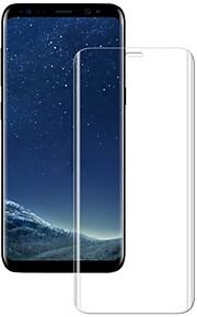 Vetro temperato Proteggi Schermo per Samsung Galaxy S8 Proteggi-schermo integrale Durezza 9H A prova di esplosione Anti-graffi Estremità