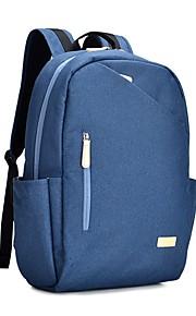 zakelijke anti-vibratie polyester laptop rugzak met onder 15,6 inch laptop en notebook