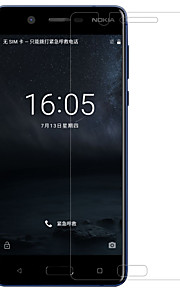 Screen Protector for Nokia Nokia 5 PET Front Screen Protector Ultra Thin Matte Scratch Proof Anti-Fingerprint Anti-Glare