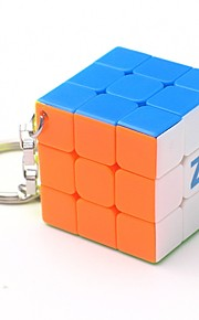 Rubiks terning Let Glidende Speedcube 3*3*3 Magiske terninger Klassisk Tema Gave