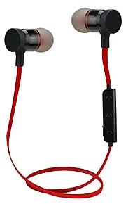 m9 i ørehalsbånd trådløse hovedtelefoner dynamisk plastik sport&fitness hovedtelefon med mikrofon magnet attraktion headset