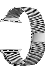 Relógio de pulso magnético Milanese loop para iwatch 38mm - prata