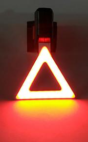 Luzes de Bicicleta Iluminação Luz Traseira Para Bicicleta luzes de segurança Luzes da cauda LED LED Ciclismo Portátil Ajustável Alta