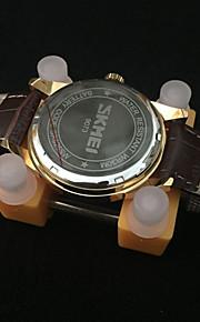 tipo de gênero material peso líquido (kg) dimensões (cm) relógio acessórios