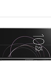 Screen Protector for Sony Sony Xperia XZ1 PET 1 pc Front Screen Protector Mirror Ultra Thin Matte Scratch Proof Anti-Fingerprint