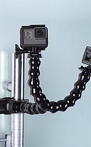 Gooseneck Vitesses Réglables Multifonction Déformation Vissez-le Pour Caméra d'action Tous Xiaomi Camera SJCAM Cyclisme en Montagne