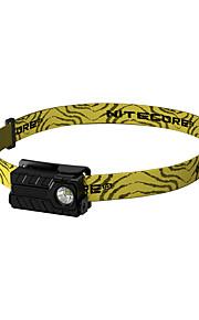 Lanternas de Cabeça Farol Dianteiro LED 360/220/40/1 lm 4.0 Modo XP-G2 Com Pilha e Cabo USB Impermeável Á Prova-de-Água Leve e conveniente