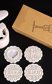 Plätzchen-Werkzeuge Kreisförmig Plätzchen Kunststoff Leben