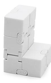 Uendelig Cube Uendelig Magic Cube Fidget Desk Toy Fidget Legetøj Minsker stress Legetøj Foldbar Kontor Skrivebord Legetøj Kvadrat