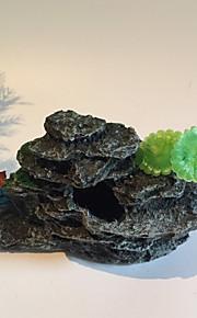 Aquarium Decoratie Stenen Hars