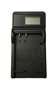 Ismartdigi LPE17 LCD USB Camera Battery Charger for Canon LPE17 E17 LP-E17 EOS M3 750D 760D - Black