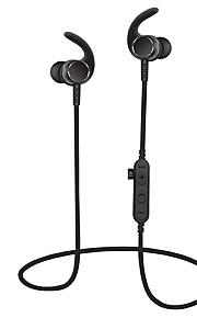 cwxuan ספורט מגנטי Bluetooth v4.2 אוזניות עם חריץ מיקרופון tf עבור טלפונים סלולריים