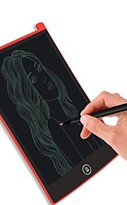 8.5 pouce numérique lcd écriture tablette haute définition brosses écriture portable pas de radiatio