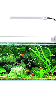 Aquarium Aquarium Decoration LED Light Multi Color 360 Rotating LED Lamp 110V-220VV