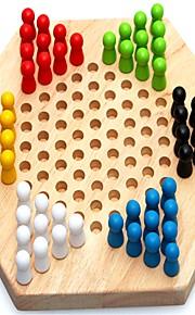 Bouwblokken Bordspellen Anti-stress Speeltjes Vlak Toy Shape Sporten School/Afstuderen Vrienden School Klassiek Volwassenen Stuks