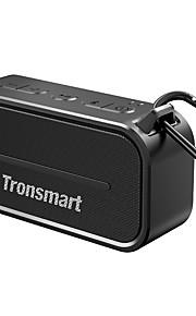 Tronsmart Element T2 Bluetooth-højttaler 4.2 Mikro USB TF Kort Slot Højtalere Til Udendørsbrug Sort