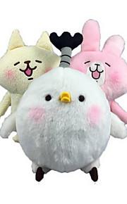Rabbit Kura Niedźwiedź Zwierzę Zabawki Dzieci Kurczak i kura Zwierzęta Codzienne Godny podziwu Słodkie