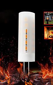 G4 36 מנורות להבה הוביל נורה מהבהבת אמולציה אש אורות decorativeac / dc12v