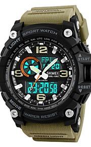 Homens Crianças Relógio Casual Relógio Esportivo Relógio Militar Japanês Digital Calendário Impermeável Cronômetro Noctilucente Relógio