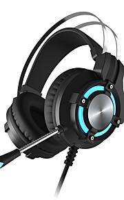 dareu ch409 headset kopfhörer 7.1 audio-kanal audio licht gewicht 50mm spracheinheit