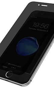 Screenprotector Apple voor iPhone 7 Plus Gehard Glas 2 pcts Volledige behuizing screenprotector Privacy anti-inkijk 9H-hardheid