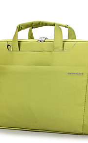 "Nylon Solid Handbags Shoulder Bag 14"" Laptop"
