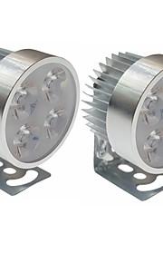 Sencart Universal 4 LED Motorcycle Spot Light DC10-80V1000LM 6500K Headlight Lamp for Bicycles Motorcycles Cars