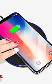 شاحن لاسلكي الهاتف شاحن أوسب USB شاحن لاسلكي Qi مخرجUSB 1 1A iPhone X iPhone 8 Plus iPhone 8 S8 S7 Active S7 edge S7 S6 edge plus S6 edge